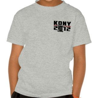 Kony 2012 - Stop at Nothing Tees