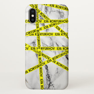 konyukhov iPhone x case