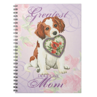 Kooiker Heart Mom Note Books