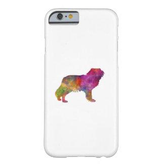 Kooikerhondje in watercolor barely there iPhone 6 case