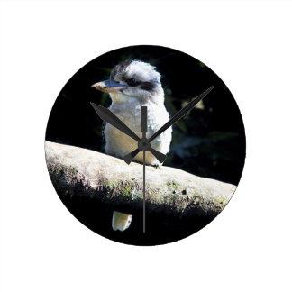Kookaburra Bird Wall Clocks