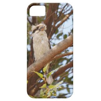 KOOKABURRA IN RURAL QUEENSLAND AUSTRALIA BARELY THERE iPhone 5 CASE