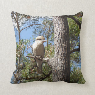 Kookaburra in tree cushion