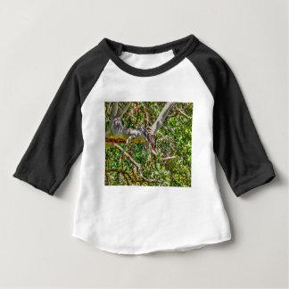 KOOKABURRA QUEENSLAND AUSTRALIA ART EFFECTS BABY T-Shirt