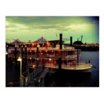 Kookaburra River Queen Postcard