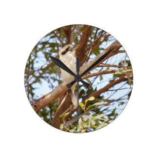 KOOKABURRA RURAL QUEENSLAND AUSTRALIA WALLCLOCKS