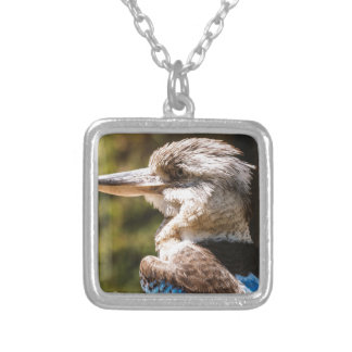 Kookaburra Silver Plated Necklace
