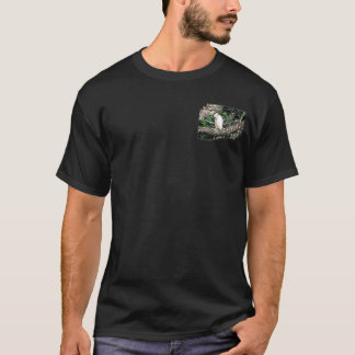 Kookaburra Sitting On A Tree Branch T-Shirt
