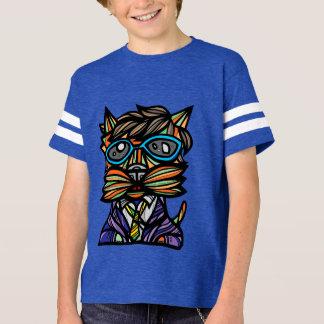 """Kool Kat"" Boys' Sport Tshirt"