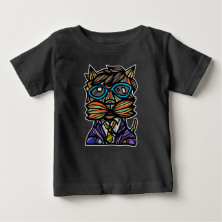 """Kool Kat"" BuddaKats Baby T-Shirt"
