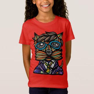 """""""Kool Kat"""" Girls' T-Shirt"""