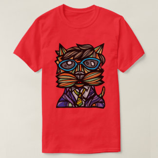 """Kool Kat"" Men's T-Shirt"