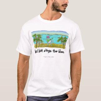 kool kat sings the blues T-Shirt