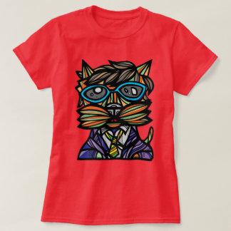 """Kool Kat"" Womens' T-Shirt"