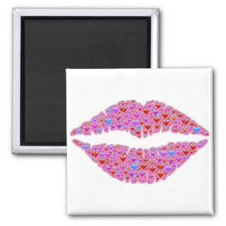 ***KOOL KISS*** MAGNET FOR YOUR FAV KISSER