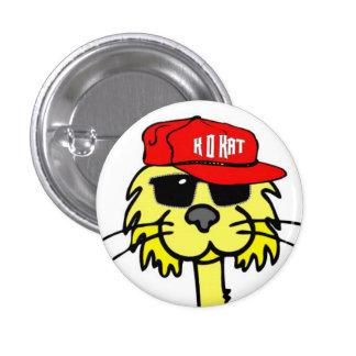 Kooli O. Kat -  Mini Button