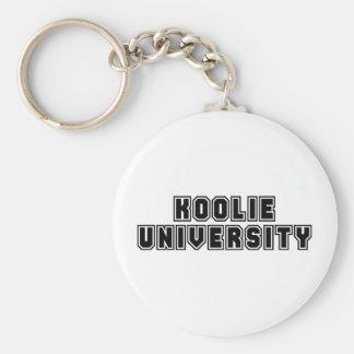 Koolie University Key Chains