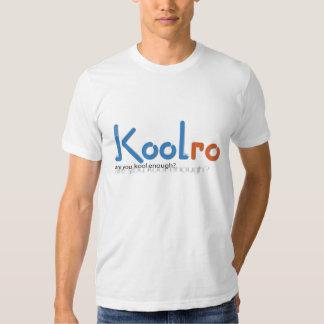 KoolRo  Twofer Sheer  Long Sleeve Tees
