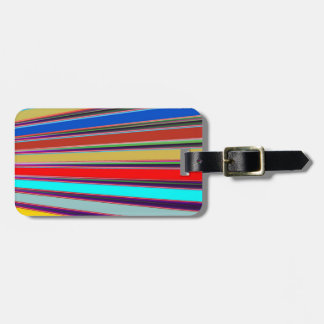 KOOLshades AWESOME Happy Spectrum Luggage Tag