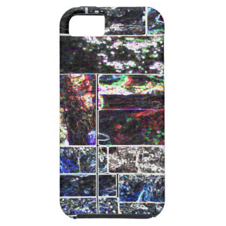 KOOLshades BLACK Abstract GRAPHIC Design Tough iPhone 5 Case