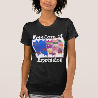 KOOLshades GRAFFITI :  Freedom of Expression T Shirt
