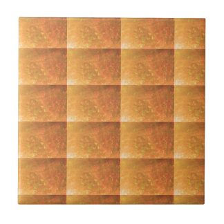 KoolShades HealingStone  A101 TEMPLATE Text Image Small Square Tile