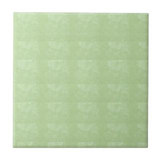 KOOLshades LightGREEN CRYSTAL HealingSTONE Small Square Tile