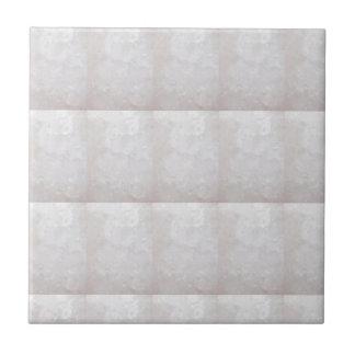 KOOLshades WhiteCRYSTAL HealingSTONE White Small Square Tile