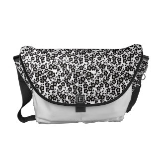 Kooriume Japanese Pattern Messenger Bag