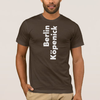 Köpenick (Berlin) T-Shirt
