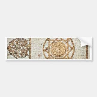 Koran Cover By Syrischer Maler Um 900 Bumper Stickers