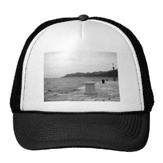 Korcula Seaside in Winter Cap