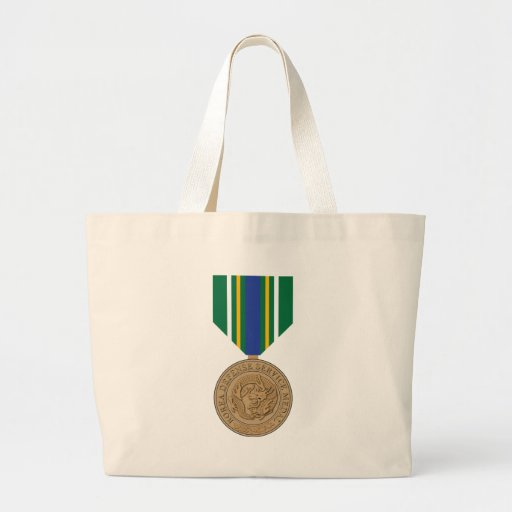 Korea Defense Service Medal Canvas Bag
