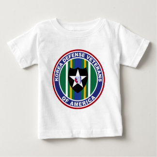 Korea Defense Veterans Baby T-Shirt