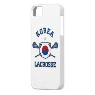 Korea lacrosse iphone 5 case