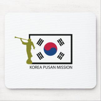 KOREA PUSAN MISSION LDS CTR MOUSE PAD