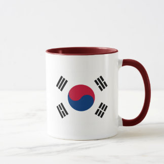 korea south mug