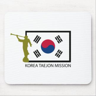 KOREA TAEJON MISSION LDS CTR MOUSE PAD