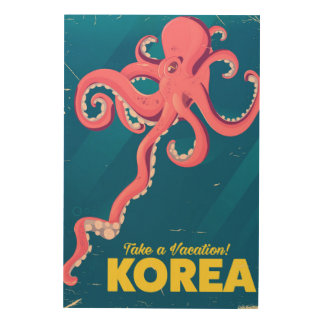 Korea Vacation poster
