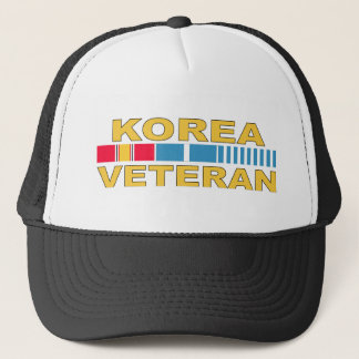Korea Veteran Trucker Hat