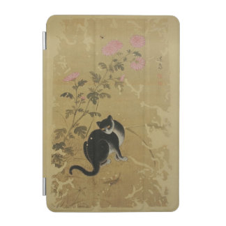 Korean art Jeong Seon-Chuil hanmyo Cat iPad Mini Cover