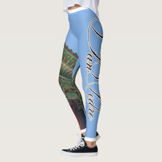 Korean Bell San Pedro Leggings