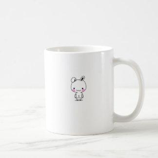 korean bunny 001 coffee mug