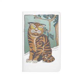 Korean Cat Pocket Journal