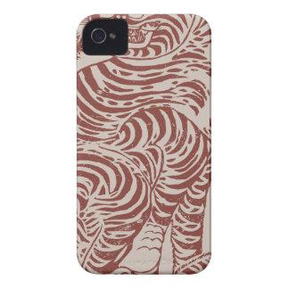 Korean Folk Art Tiger Case-Mate iPhone 4 Case