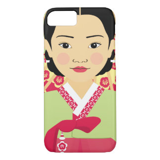 Korean Girl Matryoshka Case
