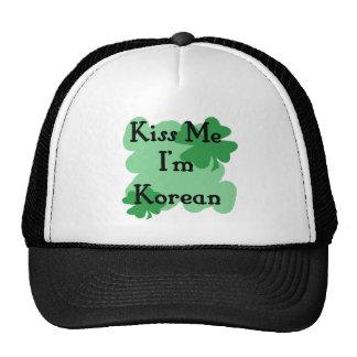 Korean Mesh Hat