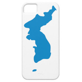 Korean Unification Communist Socialist Flag Barely There iPhone 5 Case