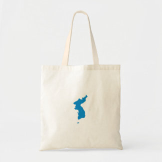 Korean Unification Communist Socialist Flag Tote Bag