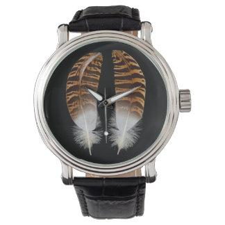 Kori Bustard Feathers Watch